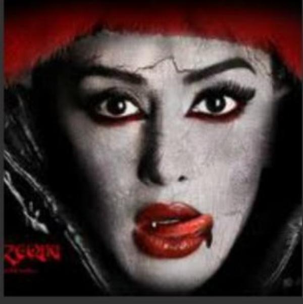 Satanist Dafina Zeqiri ju pershendet per Friday the 13th.