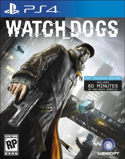 Watch_Dogs - PS4