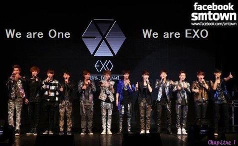 EXO Story