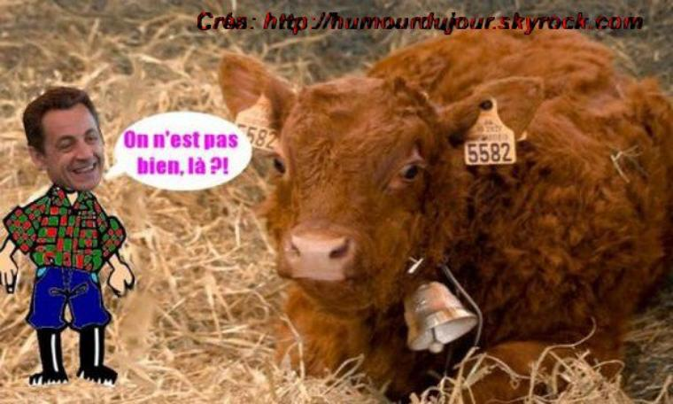 DERNIERE HEURE / SPECIAL SALON DE L'AGRICULTURE
