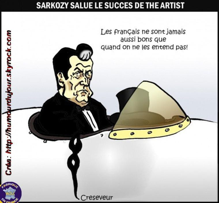 FELICITATION A THE ARTIST !
