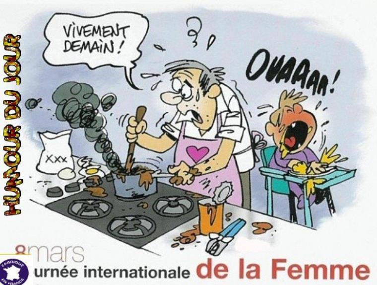 8 MARS JOURNEE DE LA FEMME