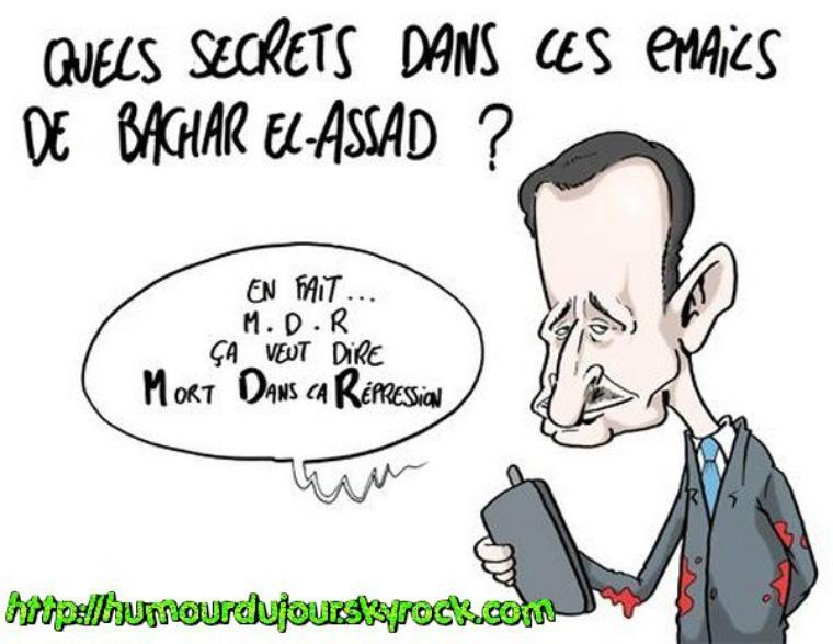 LES e.mails DE HASSAD