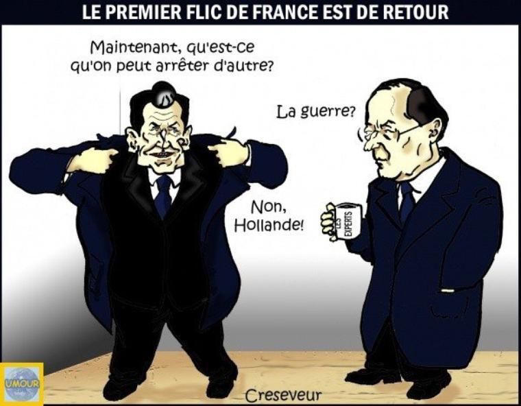 LE 1ER FLIC DE FRANCE