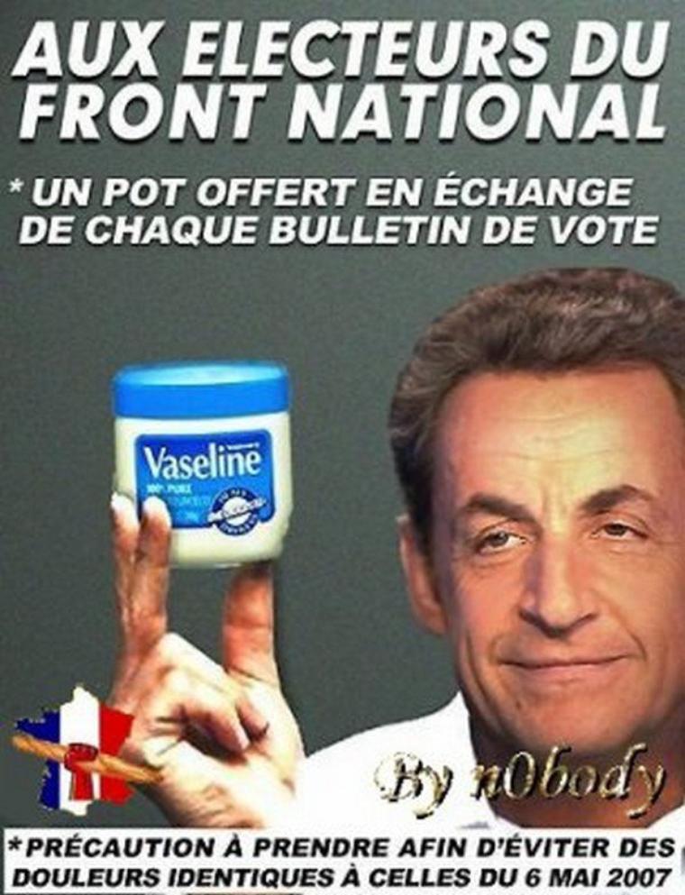 AUX ELECTEURS DU FRONT NATIONAL