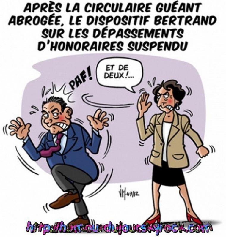 DEPASSEMENTS D'HONORAIRES