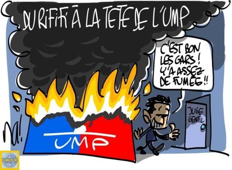 DU RIFIFI A L'UMP