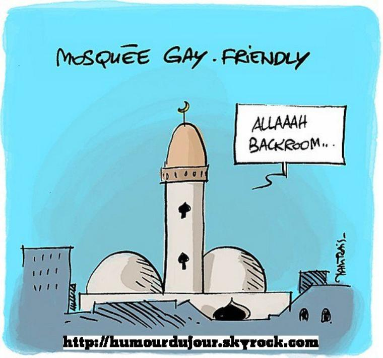 MOSQUEE GAY