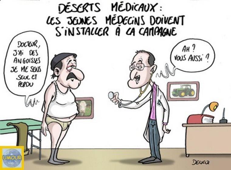 DESERTS MEDICAUX