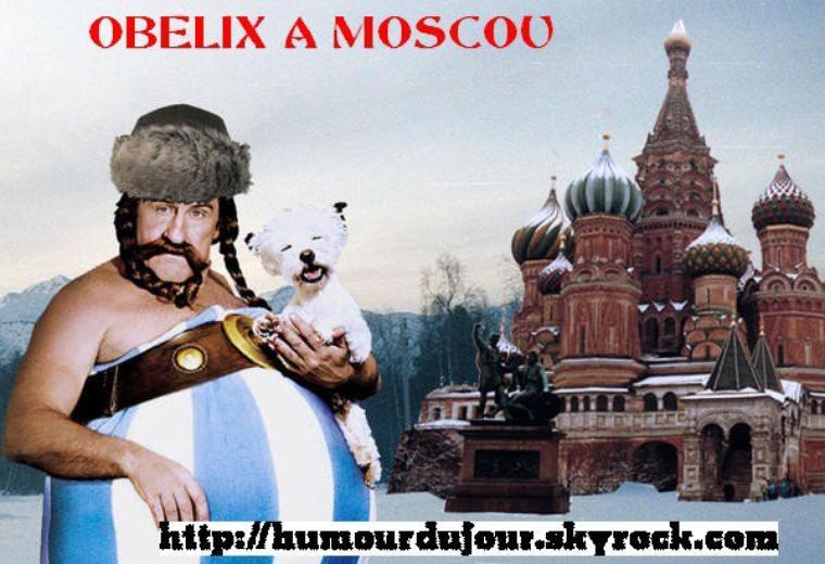 OBELIX A MOSCOU