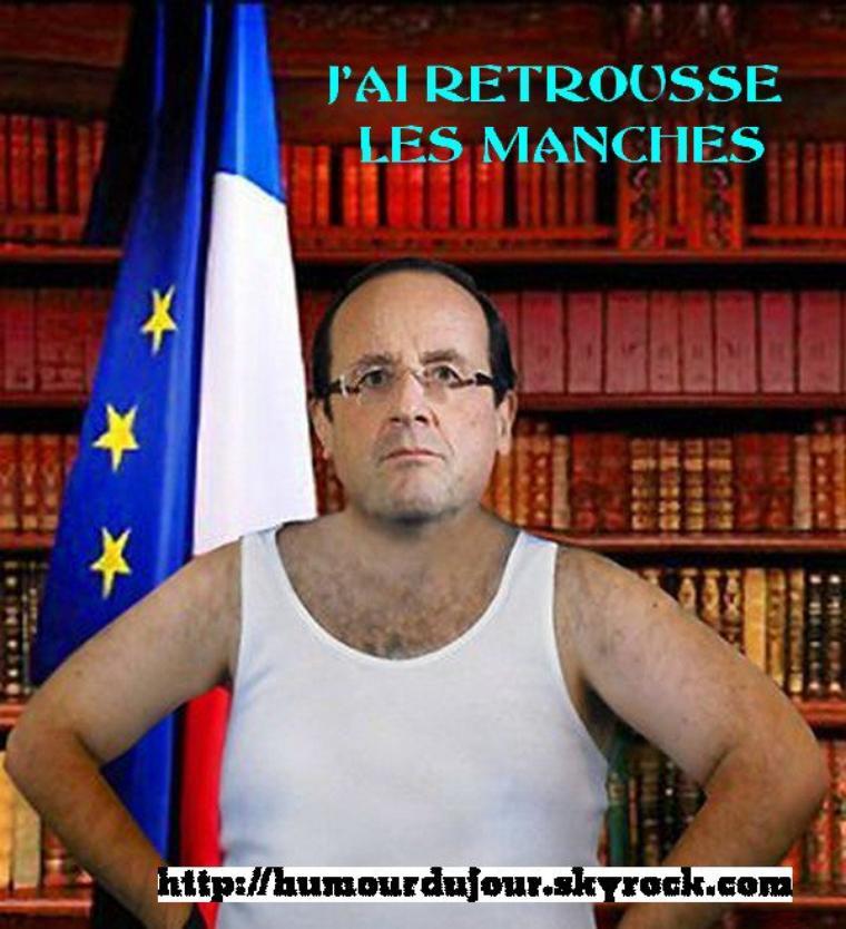DUR DUR D'ÊTRE PRESIDENT