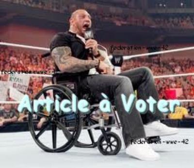 Article à Voter