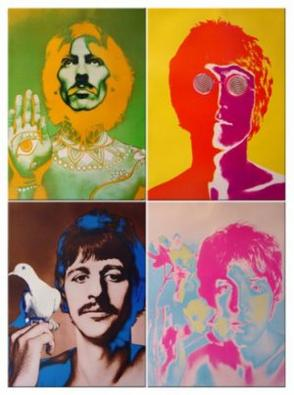 £ -- Les Beatles débutent une carrière musicale qui deviendra planétaire et qui l'est encore aujourd'ui --£