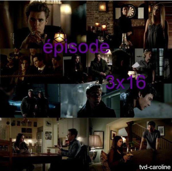 épisode 16 saison 3