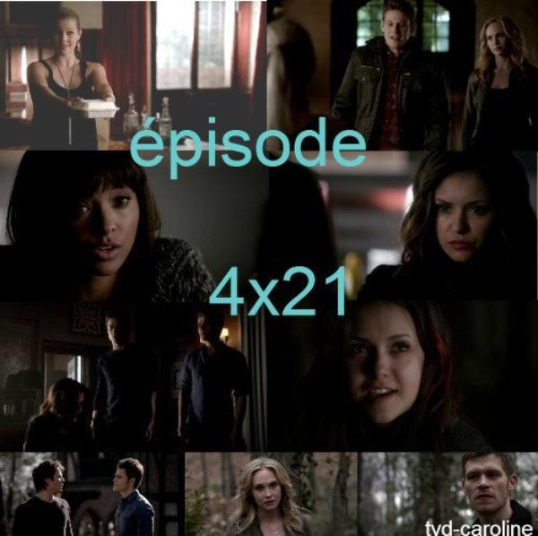 épisode 21 saison 4