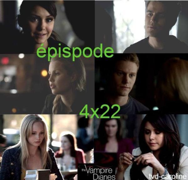 épisode 22 saison 4