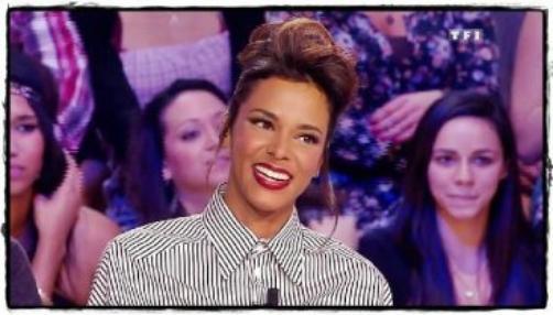 """Shy'm sera dans l'émission """" Les Enfants de la télé """" ce soir à 20 h 50 sur TF1"""