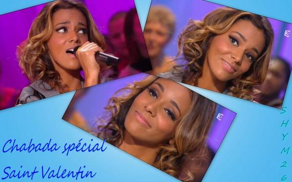 Shy'm Chababa special st valentin