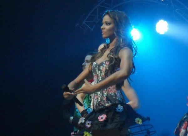 Concert au Zénith de Limoges le 5 Mars 2012