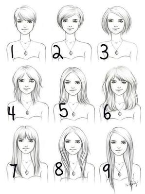 Quelle est la longeur de vos cheveux