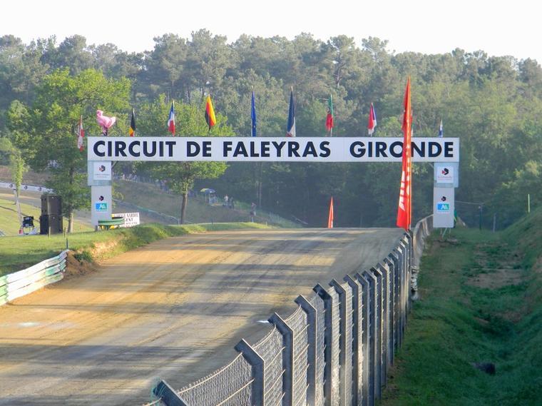 Ce week end rallycross de faleyras !!! C est ca que c est bon ...