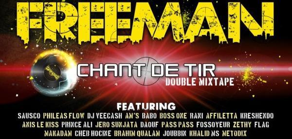"""Zethy sur la Mixtape à FREEMAN(IAM) """"Chant de Tir"""""""