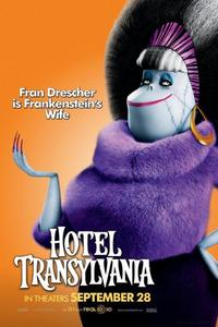 L'hôtel Transylvania
