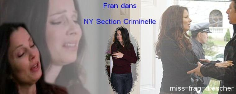 Fran dans New York Section Criminelle