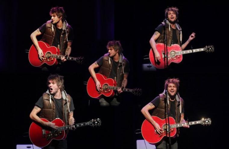 Martin Johnson - Concert le 18 Octobre à Nashville