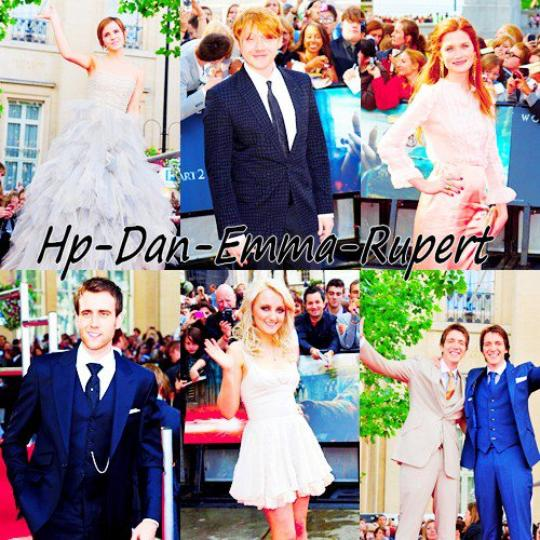 Harry Potter and the Deathly Hallows Part II  (emouvante) Premiere in London 7.07.11 (1)