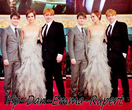 Harry Potter and the Deathly Hallows Part II (emouvante) Premiere in London 7.07.11 (2)