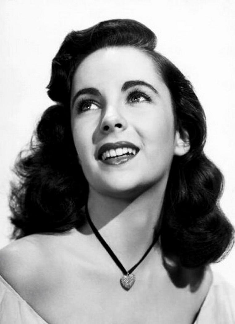 1947 / Quand Liz fait la cover de LIFE avec des photos de Bob LANDRY...