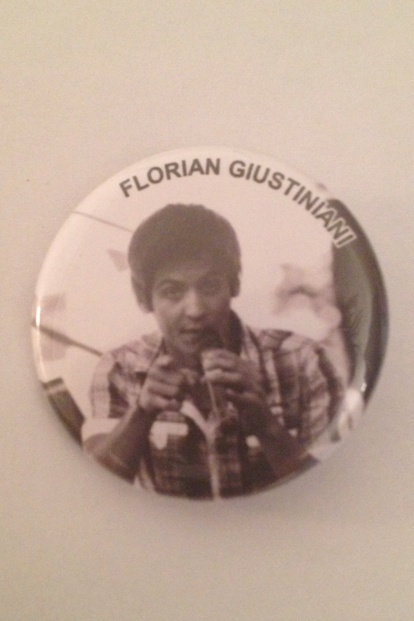 BADGE FLORIAN GIUSTINIANI