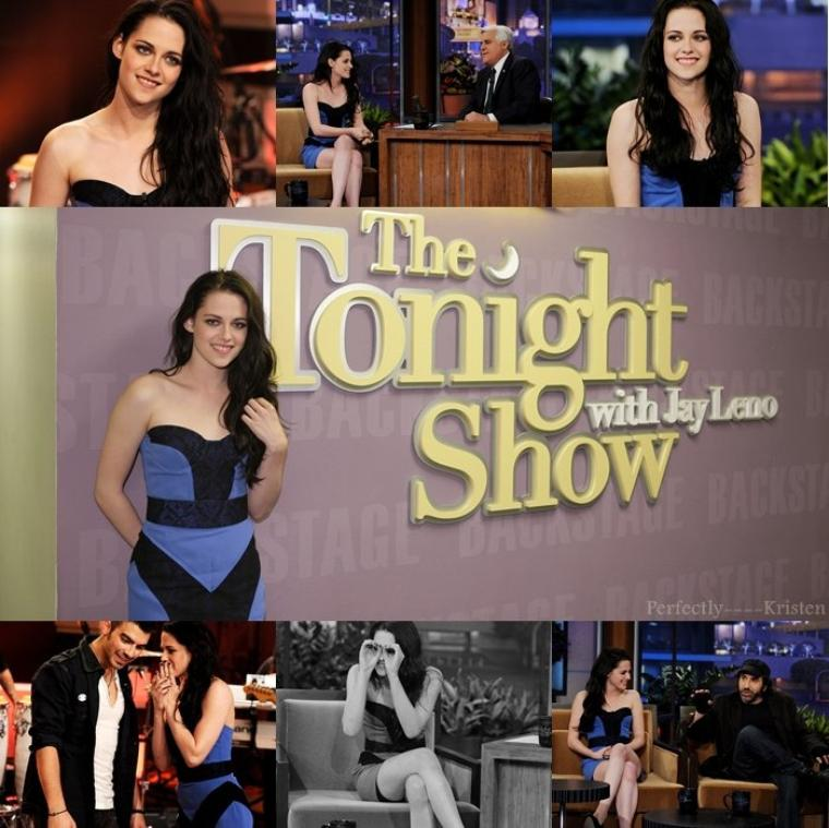 03.11  |  The Tonight Show with Jay Leno