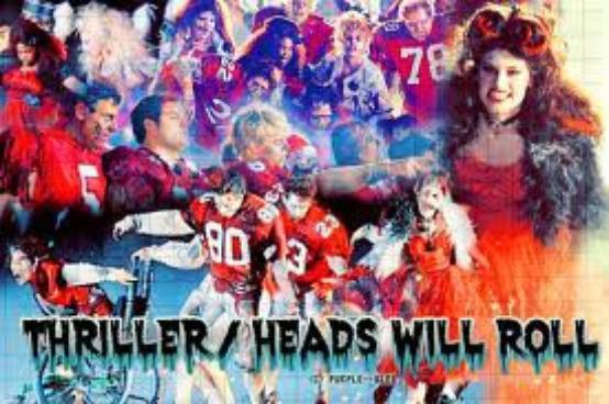 Les photos de l'épisode thriller !!!!!