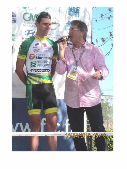 Victoire de Julien Loubet Au Tour du Lot et Garonne