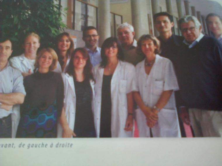 La clinique et son équipe