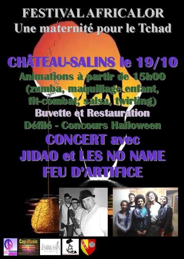 Festival Africalor