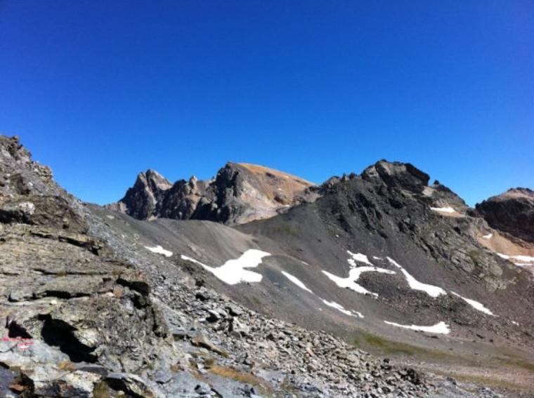 Le mont Thabor !