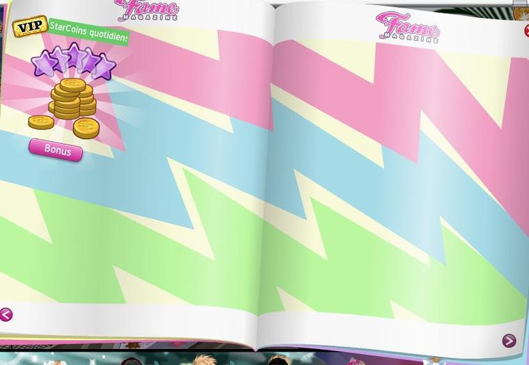 La 2eme Page ♥