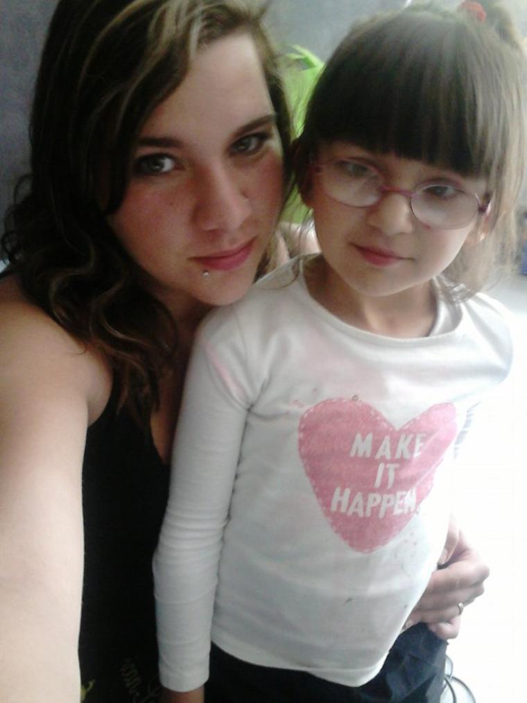 † La p'tite soeur ♥