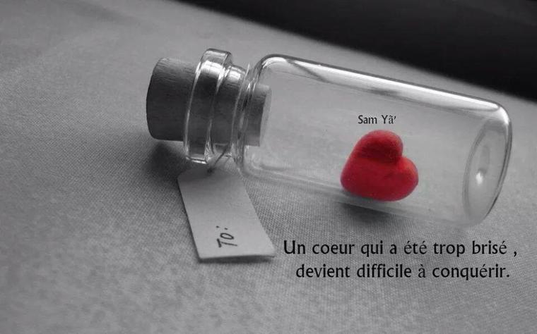 † Oublie moi ...♥