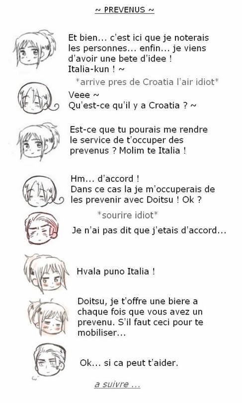 ~ Prévenus (13) ~