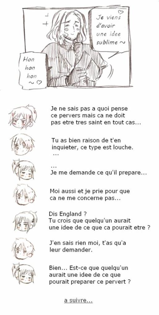 ~ La merveilleuse idée de France ~