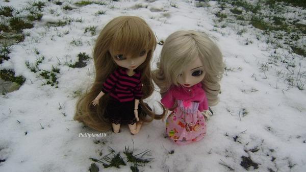 Neige et bien sur c'était il y a longtemps n_n,
