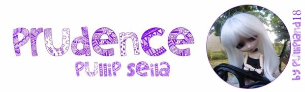 ♥Ma troisième pullip♥Prudence♥Pullip seila♥
