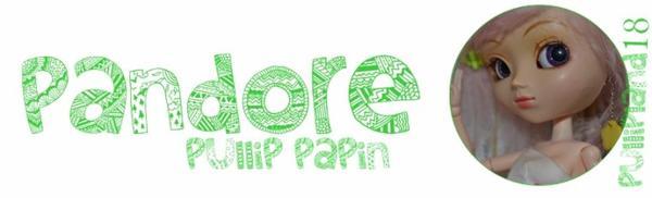 ♥Ma cinquième pullip♥Pandore♥Pullip Papin♥