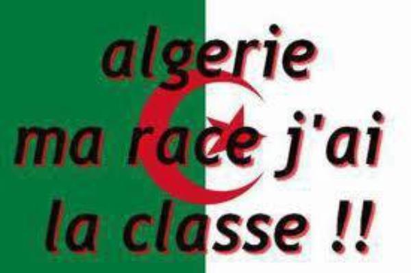 """algérie ma race j""""ai la clace"""