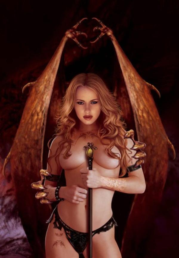 Lucifer peut-être que tu appréciera
