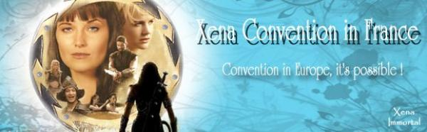 UNE  CONVENTION  XENA  EN  FRANCE  /  A  XENA  CONVENTION  IN  FRANCE